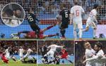 Messi có hành động lạ trong ngày Argentina bị Tây Ban Nha 'hạ nhục'