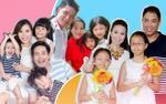 Học hỏi cách 'giữ lửa' hôn nhân cùng các gia đình sao Việt