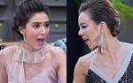 The Face Thailand All-stars: Ngọc nữ Rita 'phát điên', mắng đồng nghiệp ăn may nhờ thí sinh giỏi