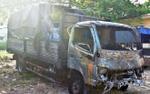 Xe máy đấu đầu ô tô tải, thiếu niên 17 tuổi tử vong