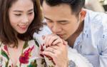 Vợ hotgirl của MC Đức Bảo chia sẻ về chuyện tình lãng mạn