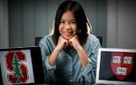 Nữ sinh 18 tuổi cực xinh 'rinh' học bổng toàn phần từ Đại học Harvard, Standford khiến dân mạng ghen tỵ