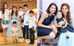 Gia đình Ưng Hoàng Phúc, Trang Trần 'quậy' hết cỡ tại tiệc sinh nhật con trai Thu Thủy