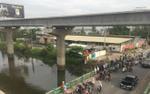 Bị đuổi học, sinh viên 24 tuổi nhảy xuống sông Sài Gòn tự tử