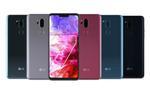 LG G7 lần đầu tiên lộ diện rõ nét, có tới 5 phiên bản màu máy khác nhau
