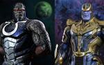 Thanos và Darkseid - Hai gương mặt đại diện cho những ác nhân kinh điển của Marvel và DC