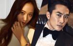 f(x)'s Krystal sánh đôi cùng tài tử điển trai Song Seung Hun trong phim mới?