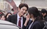 Xót xa khi Lee Jun Ki, Son Ye Ji bị thương trong lúc quay phim nhưng vẫn tươi cười