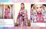 'Hoa hậu ba con' Jennifer Phạm 'chất phát ngất' khi mặc lại bộ cánh Versace của Lady Gaga