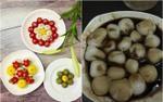 Tết Hàn thực, mạng xã hội rực rỡ bánh trôi từ siêu phẩm đến… 'phế phẩm'