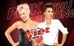 Trở lại The Voice 2018, khán giả gọi Thu Phương là… Thu Pink!