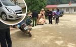 Cô giáo lùi xe ô tô khiến 1 học sinh tử vong có thể bị phạt tù tới 5 năm