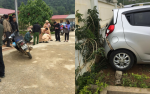 Thông tin bất ngờ vụ giáo viên lùi xe khiến học sinh lớp 1 tử vong: Cô giáo lái xe, chưa có bằng lái