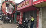 Đã xác định được danh tính nghi phạm cướp tiệm vàng tại Hà Nội