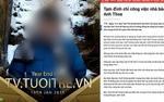 Nghi án nữ cộng tác viên bị xâm hại: Nhà trường và báo Tuổi Trẻ nói gì?