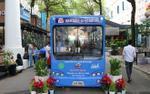 Chiếc xe buýt sách lần đầu tiên có mặt tại Sài Gòn: Thân thuộc với sinh viên và chứa cả bầu trời tri thức