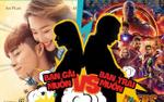 Bạn trai muốn xem 'Avengers', bạn gái thích '100 ngày bên em', làm sao cho đặng?