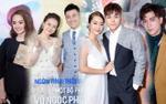 Rợp trời sao đến chúc mừng phim ngôn tình '100 ngày bên em' của Jun Phạm, Khả Ngân, Gin Tuấn Kiệt