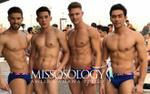 Minh Trung diện đồ tắm khoe body 6 múi 'lấn át' dàn thí sinh Nam vương Quốc tế 2018