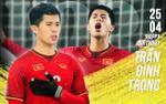 'Trọng Ỉn' U23 Việt Nam: Thanh niên nghiêm túc luôn 'cắm thùng' ra sân với lý do đặc biệt