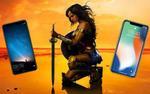 Wonder Woman khen smartphone Huawei bằng một chiếc iPhone khiến dân mạng bật cười