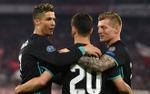 Ronaldo đứt mạch ghi bàn, Real vẫn lập siêu kỷ lục