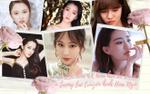 10 tiểu hoa 9X hứa hẹn kế thừa tương lai truyền hình Hoa Ngữ