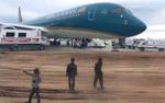 Cục Hàng không Việt Nam lập tổ điều tra vụ máy bay Vietnam Airlines chở 203 hành khách đáp nhầm đường băng ở Cam Ranh