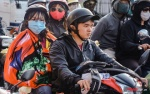 Đội nắng 40 độ, người Sài Gòn vật vã kéo về thành phố sau kì nghỉ lễ dài ngày