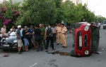 Thiếu niên 17 tuổi hoảng loạn tháo chạy khi tông hàng loạt xe lưu thông trên đường
