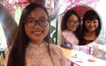 Phương Mỹ Chi: 'Con tới trễ họp báo bà Hương Lan vì phải đi học'