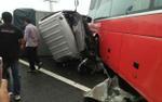 Va chạm liên hoàn trên cao tốc TP.HCM -Trung Lương, 2 người thương vong