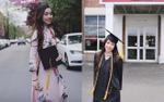 Hot girl Mie tự hào khoe bằng ĐH danh giá nước Mỹ, chính thức tốt nghiệp với thành tích xuất sắc!