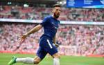 Clip: Giroud xô đổ kỷ lục của Ronaldo giúp Chelsea xóa 'dớp' trước Liverpool