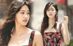 Á hậu Thanh Tú khoe vẻ đẹp mong manh trên đường phố Seoul