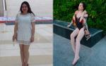 Từ người đẹp 'ba vòng như một', 'Đoá hồng Bolero' Thuý Anh giảm 12 kg để 'dấn thân' con đường âm nhạc