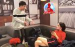 Trấn Thành 'lèo nhèo' đòi 100k và phản ứng không thể gắt hơn của Hương Giang