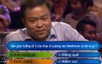 Giảng viên sư phạm khiến dân mạng tiếc nuối khi dừng chân ở câu hỏi số 13 của 'Ai là triệu phú'