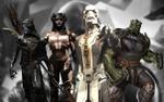'Hỏi xoáy đáp xoay' cùng 'Avengers: Infinity War' (P5): Về nhóm Black Order, Nick Fury và Red Skull