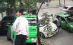 Tài xế bị người đàn ông đi Mercedes cầm gạch tấn công chảy máu đầu từ chối giám định thương tích, rút đơn tố cáo