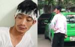 Tài xế taxi bị người đàn ông đi Mercedes cầm gạch đánh chảy máu đầu: 'Tôi không hoà giải'