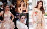 Lý Nhã Kỳ và cuộc biến hình qua những layout trang điểm kỳ công tại Cannes