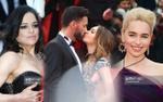 Cannes ngày 8: Michelle Rodriguez khổ sở vì ngực 'khủng', Mẹ rồng Emilia Clarke chiếm spotlight vì quá xinh đẹp