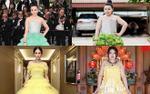 Cô gái Thái Lan gây sốt khi dùng thức ăn cosplay trang phục thảm đỏ Cannes của Phạm Băng Băng, Chompoo Araya