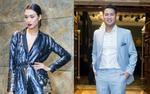 Em chồng Hà Tăng diện vest bảnh bảo, Nguyễn Oanh Next Top 'thả rông' vòng 1 dự fashion show