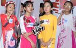 Áo Dài - 'Vũ khí' độc đáo của dàn 'thiên thần' Giọng hát Việt nhí 2018