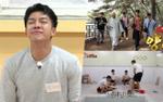 Lee Seung Gi hoá 'Ngộ Không' phiên bản đời thực: Đại náo cả khu chùa cùng dàn mỹ nam