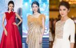 Gương mặt ăn hình xuất sắc nhưng Á hậu Thùy Dung lại luôn chọn nhầm váy khi dự sự kiện