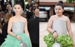 Trang phục thảm đỏ Cannes bị cosplay gây cười, Phạm Băng Băng bất ngờ đáp trả!
