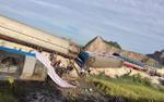 Vụ tai nạn đường sắt kinh hoàng khiến 12 người thương vong: Vợ đi chuyến tàu sau vô tình biết chồng gặp nạn tử vong